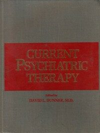 Current psychiatric therapy
