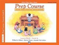 Alfred's Basic Piano Piano Library Prep Course Lesson Book, Level A (Paperback)