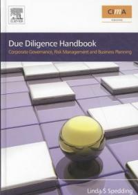 The due diligence handbook : corporate governance, risk management and business planning