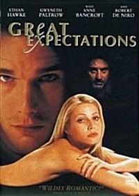 [수입] Great Expectations (1998) (위대한 유산)(지역코드1)(한글무자막)(DVD)