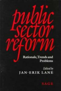 Public sector reform : rationale, trends and problems
