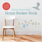 Millie Marotta's Home Sticker Book : over 75 stickers or decals for wall and home decoration (Paperback)