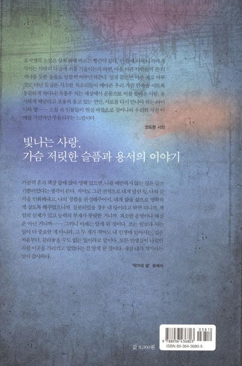 별들의 들판 : 공지영 소설 초판