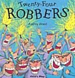 [중고] Twenty-Four Robbers (Paperback)