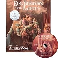 노부영 King Bidgood's in the Bathtub (Paperback + CD)