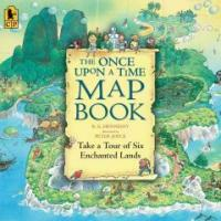 The Once Upon a Time Map Book (Paperback, 1st, Reprint)