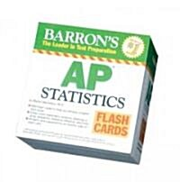 Barrons AP Statistics Flash Cards (Other)