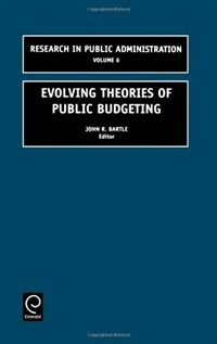 Evolving theories of public budgeting