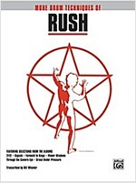 More Drum Techniques of Rush (Paperback)