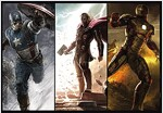 The Road to Marvel's Avengers: Age of Ultron: The Art of the Marvel Cinematic Universe (Hardcover)