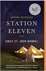 Station Eleven (Paperback)