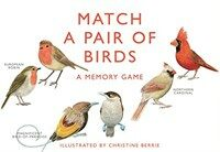 Match a Pair of Birds (Cards)