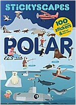 Stickyscapes Polar Adventures (Paperback)