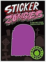 Sticker Zombies (Paperback)