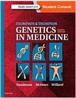 Thompson & Thompson Genetics in Medicine (Paperback, 8, Revised)
