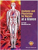 Anatomy and Physiology for Nurses at a Glance (Paperback, 1)