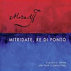 [수입] 모차르트 : 폰토의 왕 미트리다테 [4CD for 2]