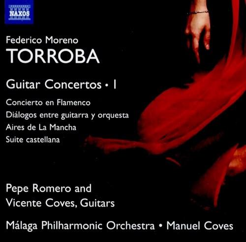 [수입] 토로바 : 플라멩코 협주곡, 기타와 관현악의 대화 외