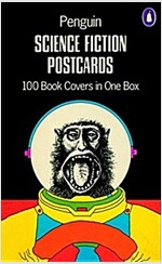 Penguin Science Fiction Postcards: 100 Book Covers in One Box (Hardcover)