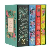 The Puffin in Bloom Collection : Illustrated Clssics 4 Books Boxed Set (Hardcover 4권)