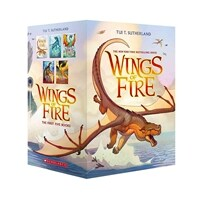 Wings of Fire #1-5 Books Boxed Set (Paperback 5권)
