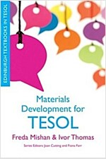 Materials Development for Tesol (Paperback)