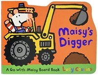 Maisy's Digger: A Go with Maisy (Board Books)