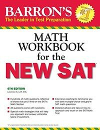 Barron's Math Workbook for the New Sat, 6th Edition (Paperback, 6)