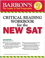 Barron's Reading Workbook for the New SAT (Paperback, 15)