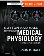 Guyton and Hall Textbook of Medical Physiology (Hardcover, 13 Revised edition)