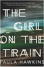 [중고] The Girl On The Train (Paperback)
