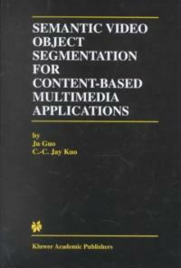 Semantic video object segmentation for content-based multimedia applications