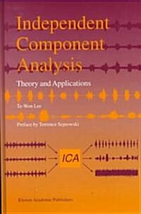 Independent Component Analysis: Theory and Applications (Hardcover, 1998)