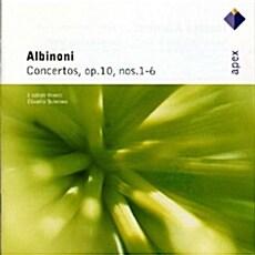 [수입] 알비노니 : 협주곡 Op.10, 1~6번