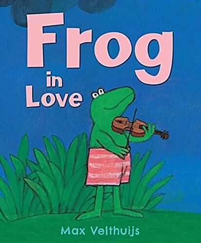 Frog in Love (Paperback)