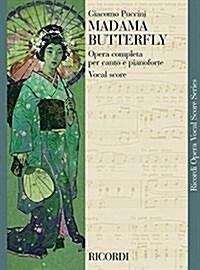 [중고] Madama Butterfly: Vocal Score (Paperback)