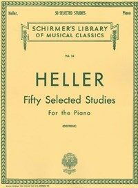 50 Selected Studies (from Op. 45, 46, 47): Schirmer Library of Classics Volume 24 Piano Technique (Paperback)