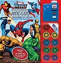 Marvel Heroes Movie Theater (Hardcover)