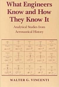 What Engineers Know and How They Know It: Analytical Studies from Aeronautical History (Paperback, Revised)