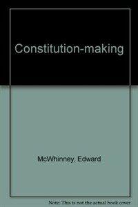 Constitution-making : principles, process, practice