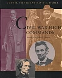 Civil War High Commands (Hardcover)