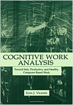 Cognitive Work Analysis (Paperback)