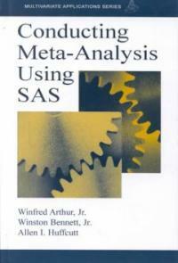 Conducting meta-analysis using SAS