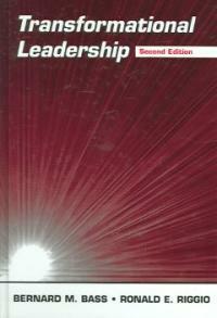 Transformational leadership 2nd ed
