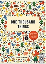 One Thousand Things: Learn Your First Words with Little Mouse (Hardcover)