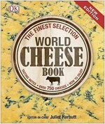 World Cheese Book (Hardcover)