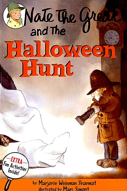 Nate the Great and the Halloween Hunt (Paperback)