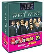 웨스트 윙 시즌 3 박스세트 (7disc)