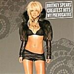 [중고] Britney Spears - My Prerogative : Greatest Hits