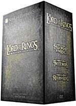 반지의 제왕 확장판 트릴로지 박스세트 (12disc, 디지팩)